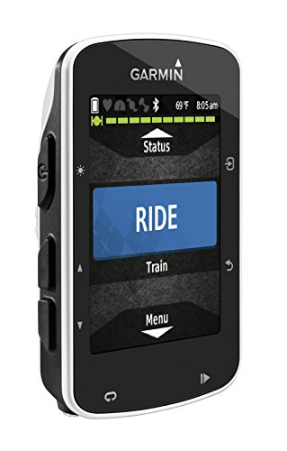 Garmin Edge 520 GPS Bike Computer – Black