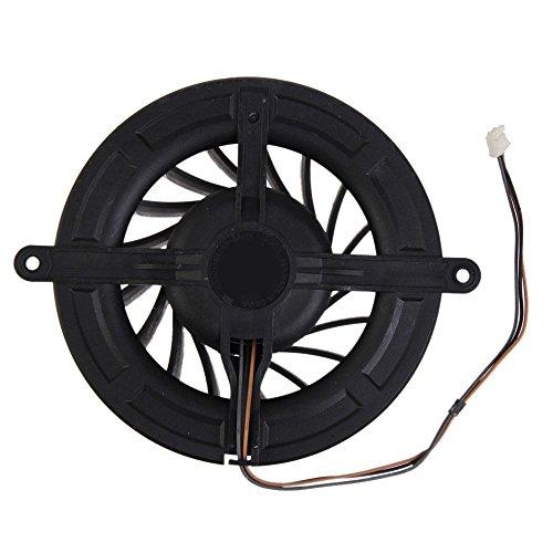 Kuehler Ventilator - SODIAL(R) 17 Blaetter interner Luefter Kuehler Ventilator fuer PS3 Slim 120 GB/...