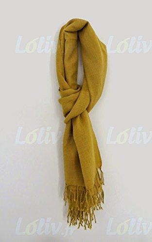 large-pashmina-laine-echarpe-etole-jete-jaune-moutarde-artisanat-de-luxe