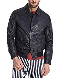 giacca di pelle uomo - Giacche   Giacche e cappotti  Abbigliamento de873a9d405