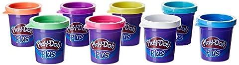 Hasbro Play-Doh A1206EU4 - Plus 8er Pack, Knete