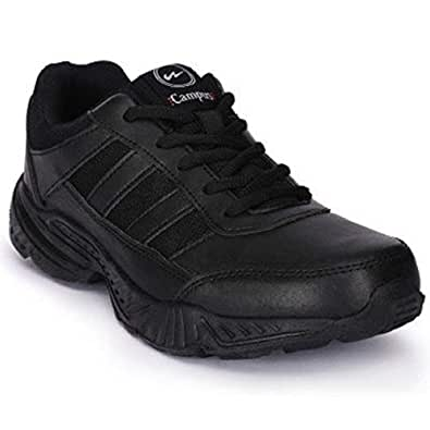 Campus Boys' Uniform Shoes