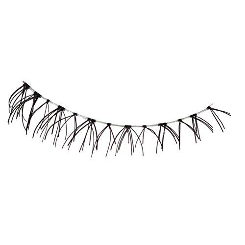 Lazy Lashes 100% Human Hair False Eyelashes - Demi
