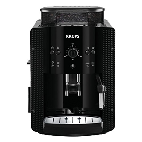 Krups YY8125FD Machine à Expresso Automatique Café Grains Manuel avec Broyeur Pression 15 Bars No