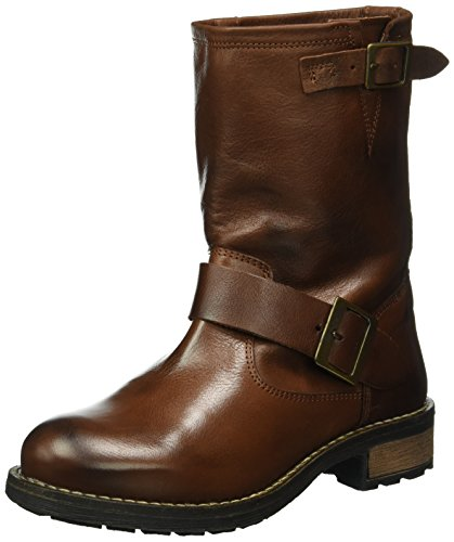 Buffalo  London,  Stivali donna Marrone (Marron (Brown 01))