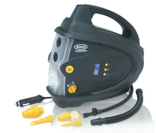 ring-rac640-12v-automatic-digital-air-compressor-and-inflator-deflator-with-led-light-6-piece-adapto