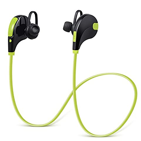 ULTRICS® Bluetooth Headphones, In Ear Wireless Headsets Earbuds Premium Stereo