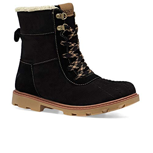 Roxy (ROY11) Meisa- Waterproof Winter Boots for Women Slouch