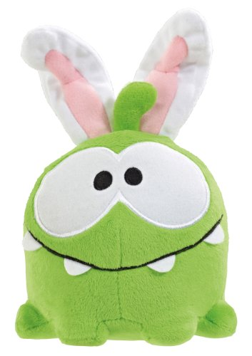 "Om Nom Crazy Fashion Bunny Plush - Cut The Rope - 15cm 6""?"