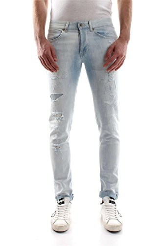 DONDUP GEORGE UP232 O40G JEANS Uomo O40G 32