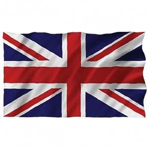 Amscan PP Drapeau britannique 2,7 x 1,8 m (Import Grande Bretagne)