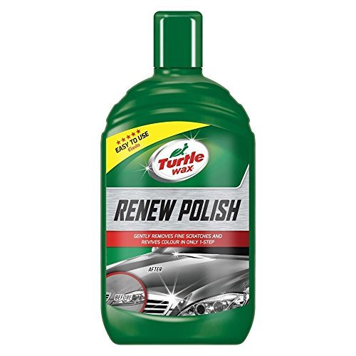 Turtle Wax TW52872 Green Line Restaurador de Color, 500 ML