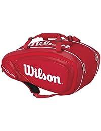 Wilson Tour V 9 Pack BK - Bolsa, Talla única