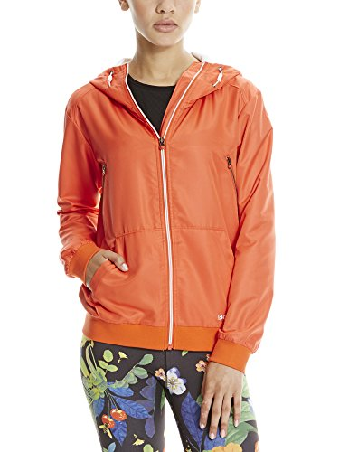 Bench Lightweight Bomber, Sweatshirt pour le Sport Femme Orange (Orange OR058)