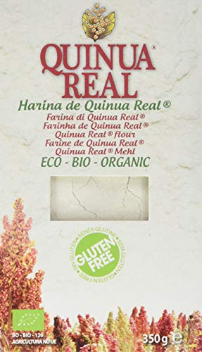 Quinoa Real Farina di Quinoa Bio - 4 Confezioni da 350 g