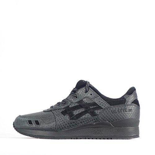 Asics Onitsuka Tiger Gel Lyte 3 III H52EK-9090 Snake Biss Sneaker Shoes Schuhe Black / Black