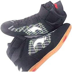 Zapatos de Boxeo Transpirable de Lucha Libre Zapatos para Hombre Mujere Niños y Niñas