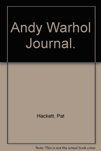 Andy Warhol Journal