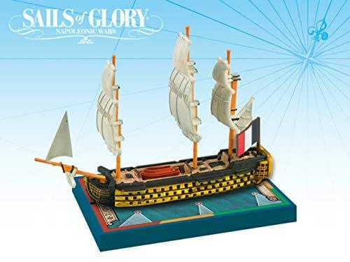 Segel of Glory Schiff Pack-Orient 1791Board Game -