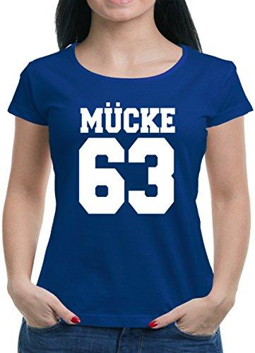 TLM Mücke 63 T-Shirt Damen S (Spencers Geschenke Kostüme)