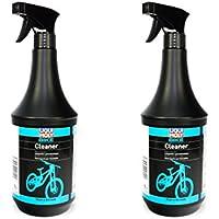 LIQUI MOLY Bike Fahrrad Cleaner Reiniger Spray 2 Stück á 1 Liter