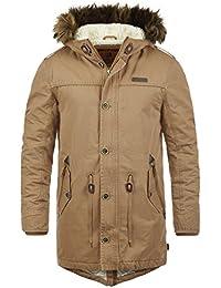INDICODE Polar - Giacca invernale da Uomo, taglia:XL;colore:Tobacco (012)
