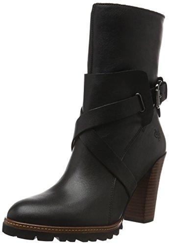 Marc O'PoloHigh Heel Bootie - Stivaletti con imbottitura leggera Donna , Nero (black 990), 40