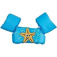 Gogokids Chaleco Flotante para Niños Chaqueta de Entrenamiento para Nadar para Niños Aprenda a Nadar
