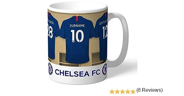 Chelsea FC Tasse personnalis/ée pour Chemises