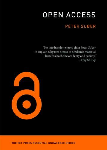 Open Access (MIT Press Essential Knowledge series) por Peter Suber