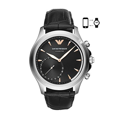 b6ff237e838c5 Emporio armani connected the best Amazon price in SaveMoney.es