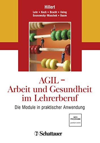 sundheit im Lehrerberuf: Die Module in praktischer Anwendung ()