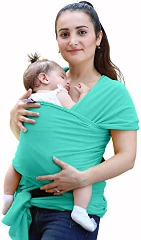 Dbtxwd Baby Wrap Carrier Regolabile Allattamento Allattamento Allattamento al seno Copertura in cotone Sling Baby Carrier per neonati fino a 20 kg, morbido e confortevole, taglia unica per tutti i neonati, neonati, bambini piccoli , 5 B0793QVWVJ Parent | Elegante Nello Stile  | B a3d84f
