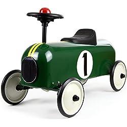 Baghera 805 - Racer Cavalcabile, Verde