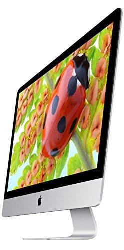Apple iMac 21.5 4th Gen Quad Core i5-4570R 2.7GHz 8GB 1TB WiFi Bluetooth Camera macOS High Sierra (Refurbished) Img 2 Zoom