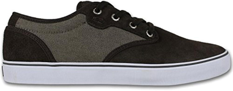 GLOBE Skateboard Shoes MOTLEY Brown Denim  Billig und erschwinglich Im Verkauf