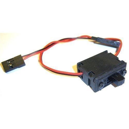 C6006 Rc Modèle Récepteur Activé Arrêt Commutateur De Batterie Jst / Bec Plug Homme / Femme