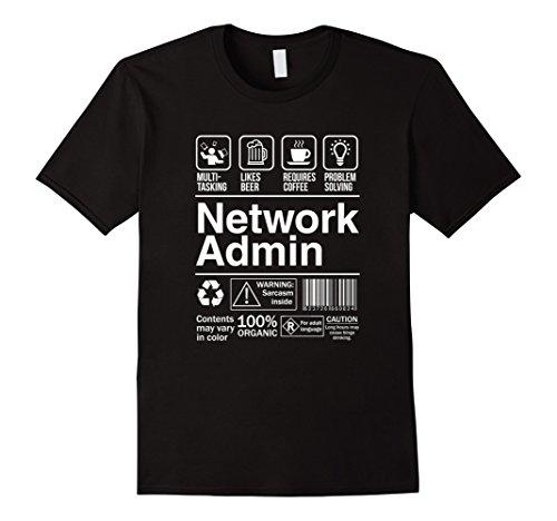 network-admin-shopping-label-problem-solver-t-shirt-herren-grosse-2xl-schwarz