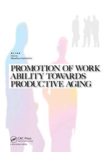 Promotion of Work Ability towards Productive Aging: Selected papers of the 3rd International Symposium on Work Ability, Hanoi, Vietnam, 22-24 October 2007