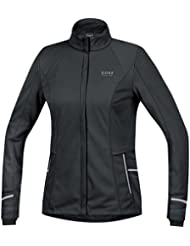 GORE RUNNING WEAR Damen Soft Shell Laufjacke, GORE WINDSTOPPER, MYTHOS LADY 2.0 WS SO Jacket, JWSMYL
