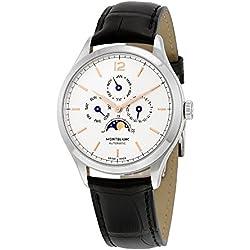 Montblanc Heritage Chronometrie Quantieme Annuel Mens Watch 112534