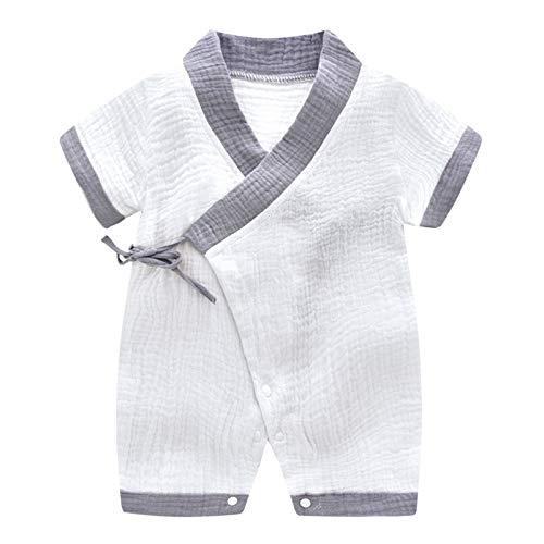MAYOGO Pelele Bebé Unisex Verano Kimono