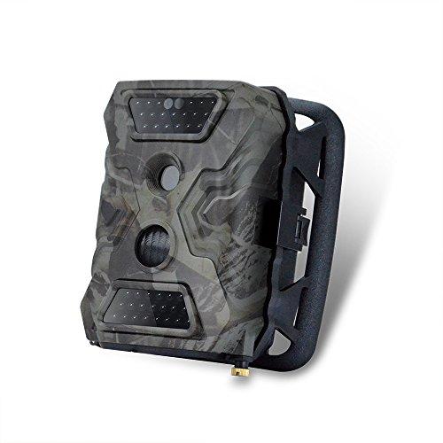 Fotocamera Libera installazione di presenza camuffata per cacciatore