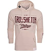 Crosshatch Mens Heavy Weight Overhead Hoodie Hooded Jumper Jacket Sweatshirt Top