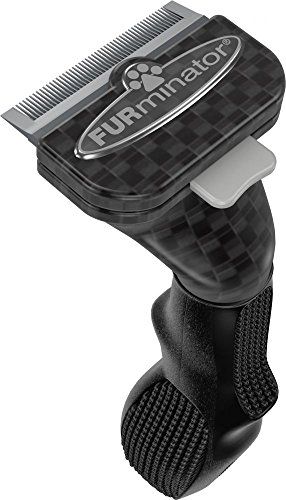 Furminator DeShedding care tool for long-haired small dogs, limited edition 2