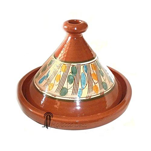 Tajine marocain Berbere - Plat a tagine 30 CM