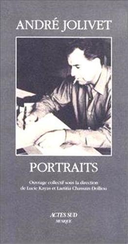 André Jolivet : Portraits