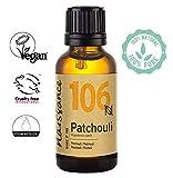 Naissance Huile Essentielle de Patchouli (n° 106) - 30ml - 100% pure, naturelle et...
