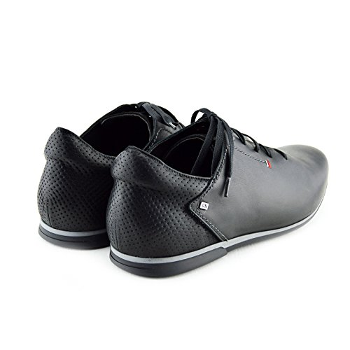 Kick FootwearGiatoma Niccoli - Scarpe Basse Stringate uomo Black - 2