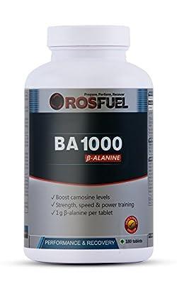 ROS Nutrition - Beta Alanine [BA 1000]